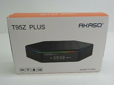 Akaso T95Z Plus Android Box TV (Tested & Working)