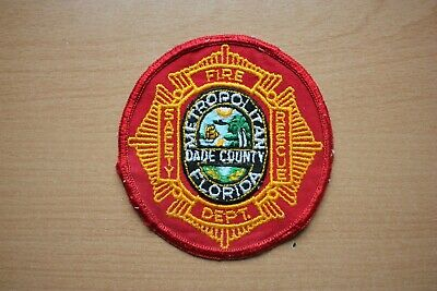 Patch : Dade County Florida 90 mm