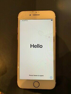 Apple iPhone 7 - 128GB - Roségold (Ohne Simlock) A1778 (GSM)