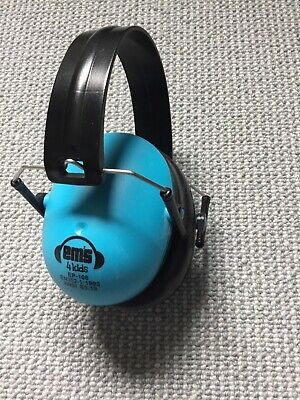 kids folding ear defenders