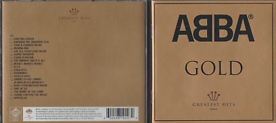 Abba Gold - Greatest Hits Cd Album - 602498192979 - 19 Track Cd 30Th Anniversary