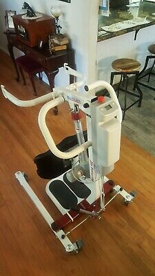 BestCare Electric Patient Lift With Charger & Battery, 400 lbs Capacity