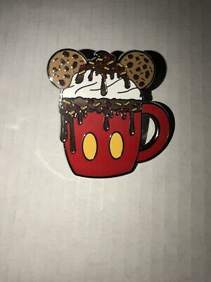 Disney pin Happy Holiday Hot Cocoa Disney Pin Mickey hot cocoa pin