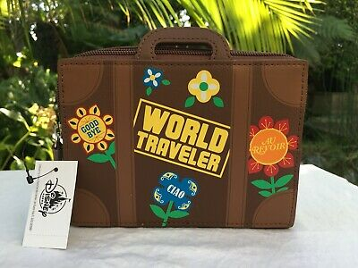 disney it/'s a small world 01-001 Etiquette bagage luggage tag