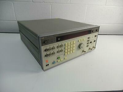 HP Hewlett Packard 3326A Two Channel Synthesizer Option 001