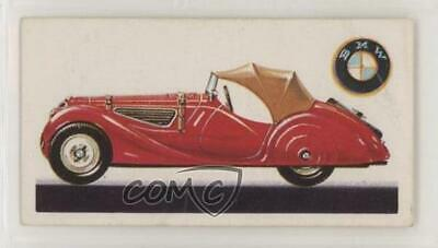 1968 Brooke Bond History of the Motor Car #40 1936 BMW 328 Non-Sports Card z6d