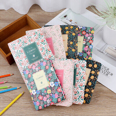 Korean Kawaii Cute Flower Schedule Yearly Diary Weekly Monthly Planner Boo J oq