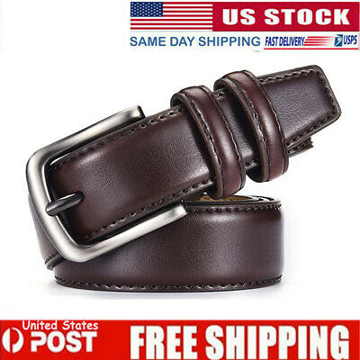 Genuine Leather Belts For Men Classy Dress Belts Mens Belt Many Colors&Sizes US