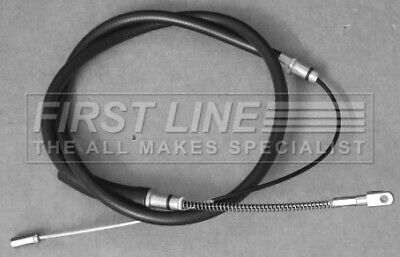 PORSCHE BOXSTER 986 3.2 Handbrake Cable Left or Right 99 to 04 Hand Brake New