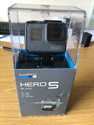 GoPro Digital Hero 5 Camcorder - Black Edition