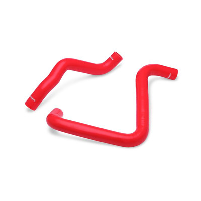 Mishimoto Silicone Coolant Hose - fits Toyota Corolla AE86 1984 - 1988 - Red