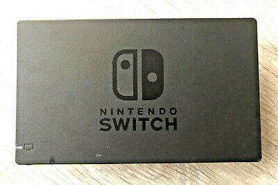 Genuine Official NINTENDO SWITCH dock.  Docking Charge Station