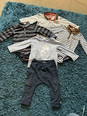 12-18 Month Boys Bundle, H&M And Next Baby