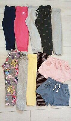 Large Girls Bundle Age 3-4 Trousers