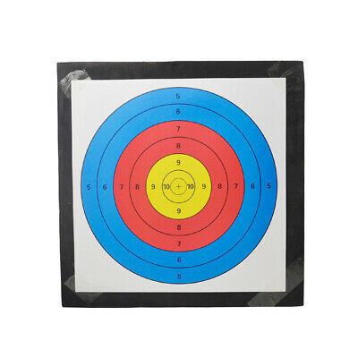 50X50X5cm Bow Arrow Gauge Training Archery Targets Beginner Shooting Target For