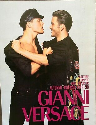 Gianni Versace couture update Pret - a - Porter 1989/90 Catalogo N. 17