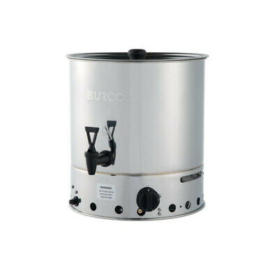 Burco Water Boiler LPG Propane 20Ltr Manual Fill Hot Water Tea Earn Brand New