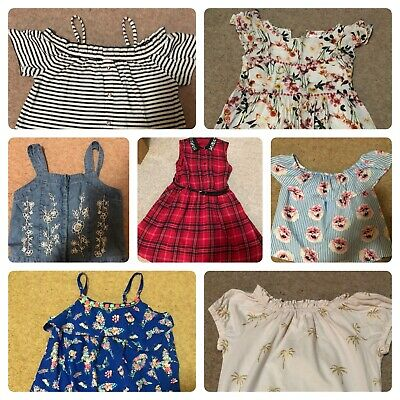 Girls Special Occasion Bundle 7-8 Years Summer Autumn Items Monsoon, Next & More