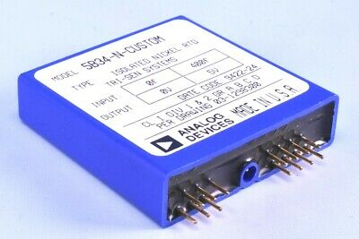 Analog Devices 5B34-N-CUSTOM Isolated Nickel Signal Conditioner