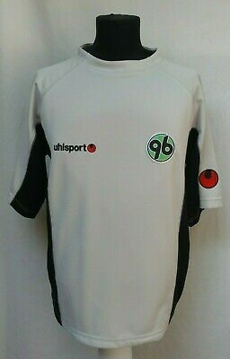 Hannover 96 2002/2003 Training Football Jersey Rare Uhlsport Soccer Shirt Size M