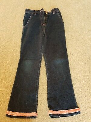 Girls Jeans Trousers Age 7 From Next