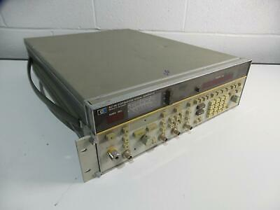 HP 8673B Signal Generator 2-26 GHz With Option 008