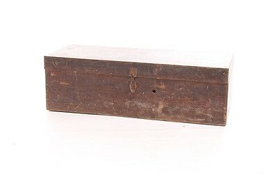 Beautiful Old Wooden Box Box Wood Art Deco Vintage
