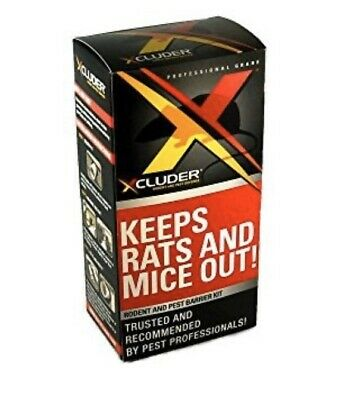 Xcluder Rodent Pest Control For Rodent And Pest Defense
