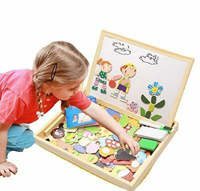 ODDODDY Educational Wooden Toys for Girls Boys Kids Children Toddlers kids2