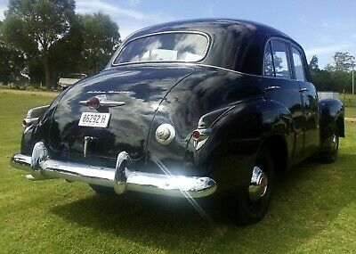 1954 Fj Holden Special Sedan