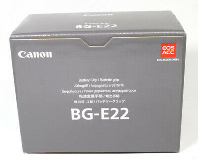 **Brand New - Outlet** Canon Battery Grip BG-E22 For EOS R