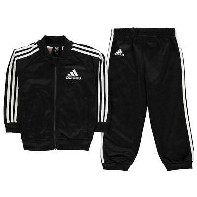 Adidas Boys Tracksuit Top Bottoms Pants Jumper Size 3-4 Years