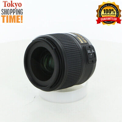 Nikon AF-S Nikkor 35mm F/1.8 G ED Lens from Japan