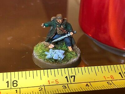 Sam Hobbit Hero Painted Middle Earth SBG GW LOTR Lord of the Rings