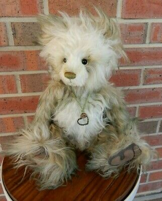 Forbes - Charlie Bears 2017 Isabelle Collection 42cm mohair teddy bear