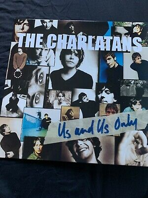 CHARLATANS, The - Us & Us Only (Record Store Day 2019) - Vinyl (LP)