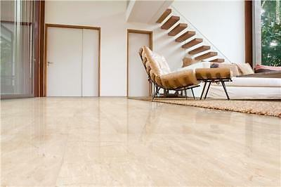 SAMPLE: Saigon Ivory Polished Porcelain Tiles SALE 30x60 // 60x60 £14.99 sqm