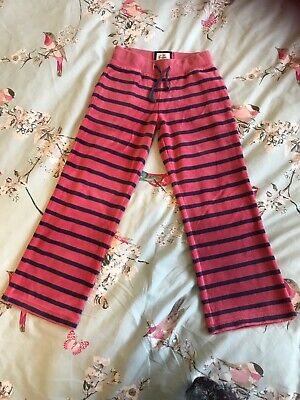Mini Boden Girls' 6 Yrs Velour Trousers