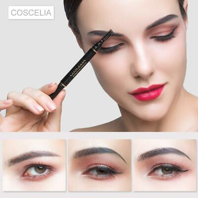 Double Ended Eyebrow Pencil Long Lasting Paint Tattoo Eyebrow Waterproof pencil