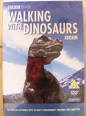 Walking with Dinosaurs DVD Classic 1999 British BBC TV Series