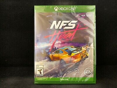 Need for Speed NFS Heat (Xbox One) BRAND NEW / Region Free