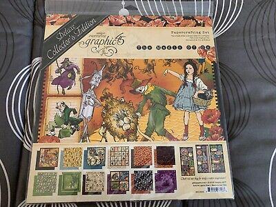 Graphic 45 Magic of Oz Deluxe Collectors Edition (DCE)