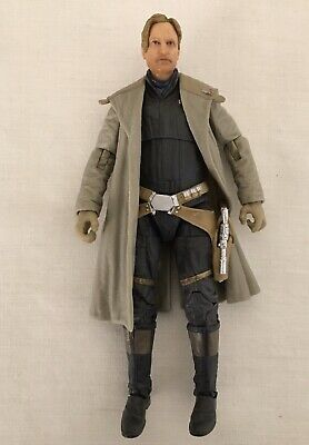 "Star Wars The Black Series Tobias Becket #68 complete 6"" inch (Solo story Movie"