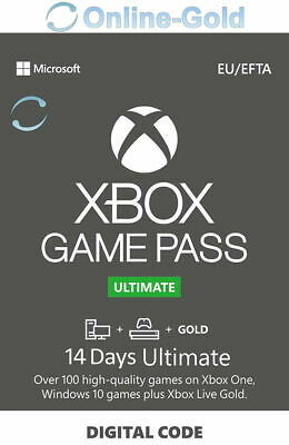 Xbox Game Pass Ultimate - 14 giorni - Xbox One Xbox 360 digitale Codice [EU/IT]