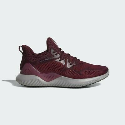 adidas alphabounce beyond team maroon grey Running Shoes B37229 men's sizes