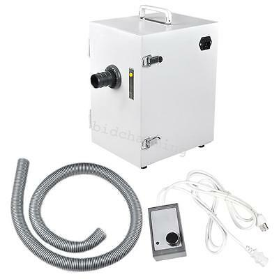 Dental NEW Digital Single-Row Dust Collector Vacuum Cleaner dust collecting FDA