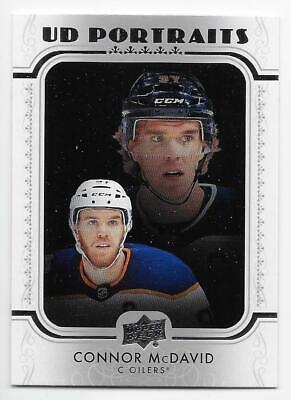 19/20 UPPER DECK SERIES 1 UD PORTRAITS Hockey (#P1-P50) U-Pick From List