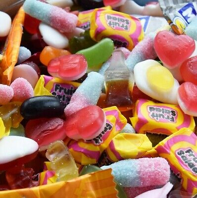 Haribo Sweets Pick N Mix Candy Wholesale Retro Party Wedding Favours Treats