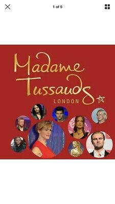 2 X Madame Tussauds London Tickets , Pick Your Own Date