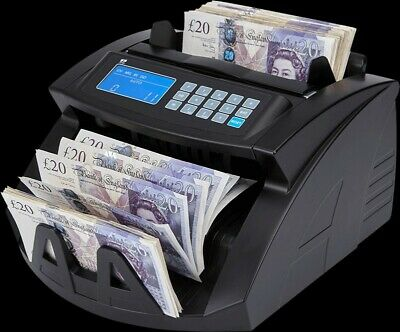 ZZap NC20i Banknote Counter.